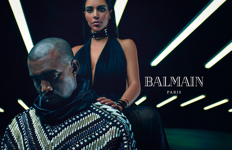 Balmain SS15 menswear ad campaign #3